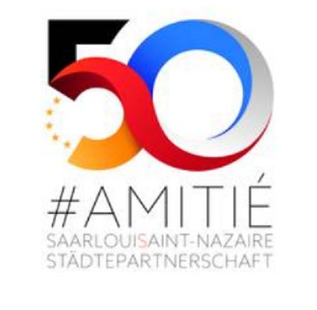 Billet touristique 2019 Jumelage Saint NAZAIRE-SAARLOUIS