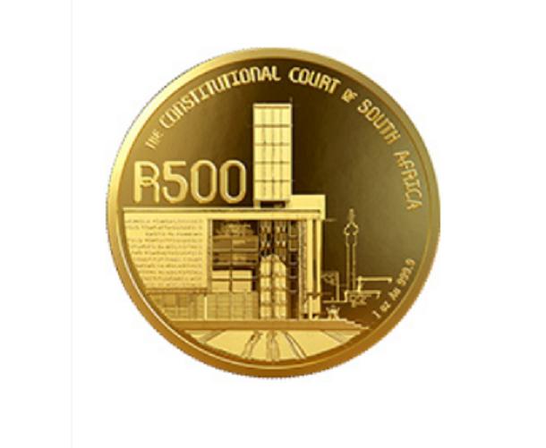 3 nouvelles pièces rands pour collectionneurs - 25 ans de la Démocratie en Afrique du Sud