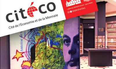 Citéco, le premier musée interactif d'Europe dédié à l'économie et à la Monnaie