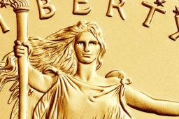 2019 UNC USD 50 – SAINT GAUDENS Gold double Eagle