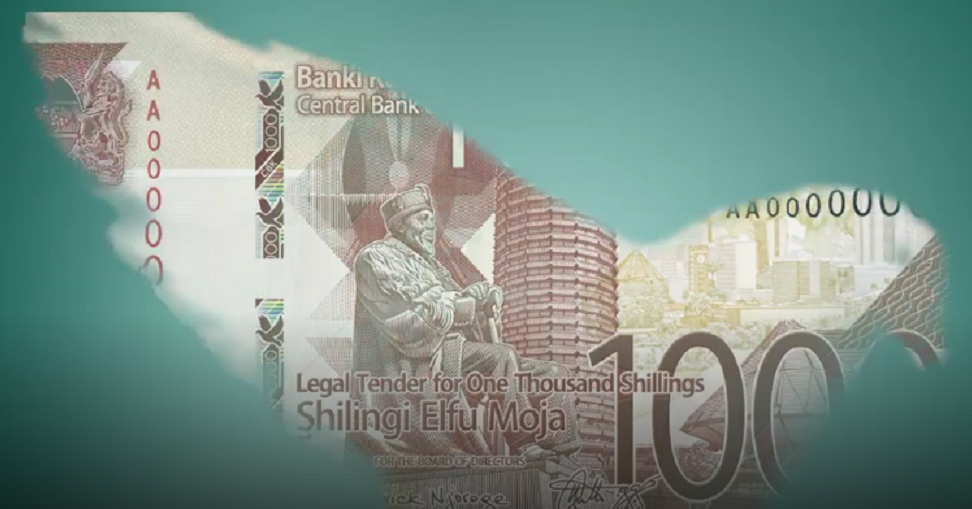2019 Kenya Big Five new banknotes series introduced by Governor Patrick Njoroge