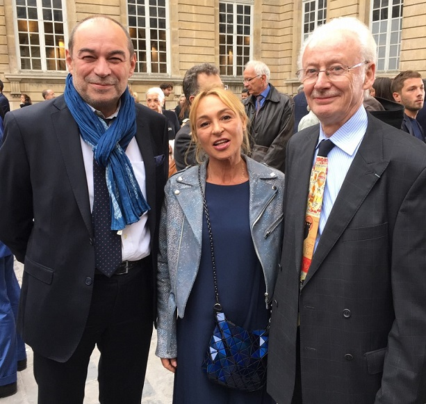 "French ""SPINK and SON"" vice-president Muriel EYMERY at ANA directorate?"