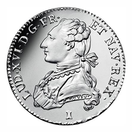 10 euros Argent - La Fayette- vague 2