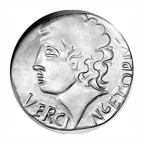 10 euros Argent - Vercingétorix - vague 2