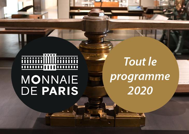 Collection 2020 de la Monnaie de Paris – programme monétaire