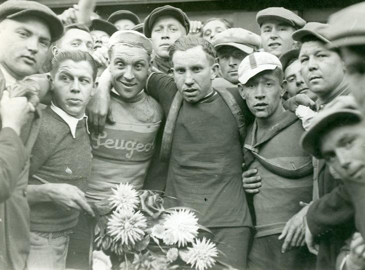 Silver €10 from Belgium – 100th anniversary of Briek Schotte's birth