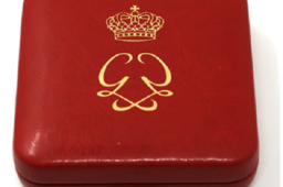 September 12th 2019: Issuing day of 2019 MONACO €2 Prince HONORE V