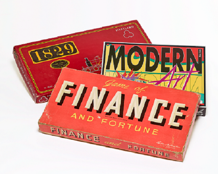 Playing with money – 2019 Board games exhibition at British Museum