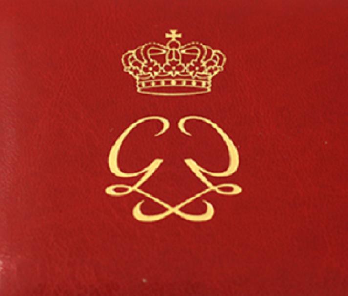 Emission de la 2€ MONACO 2019 Prince HONORE V
