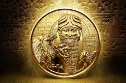2019 Austrian Gold €100 Mesopotamia coin