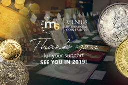 Bourse Internationale de Vilnius: rendez-vous les 16 et 17 novembre 2019