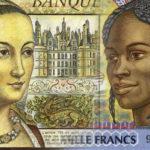 Interview de Pierrette Lambert, 40 ans de création de billets de banque - catalogue des ses créations