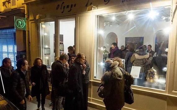 Exposition Pierrette LAMBERT à la Galerie Olympe de Gouges – PARIS