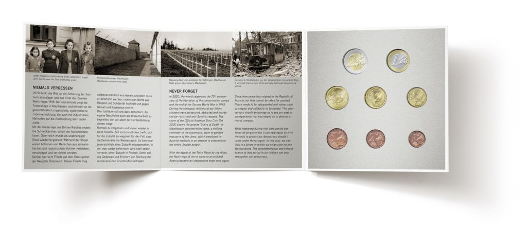 Austrian Mint unveils 2020 first  collector's coins