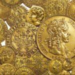 Vente de rarissimes monnaies d'or royales aux enchères à Bordeaux - septembre 2019