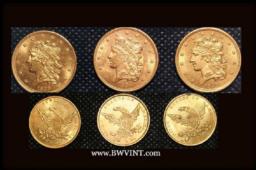 Le trésor en or du «North Carolina»