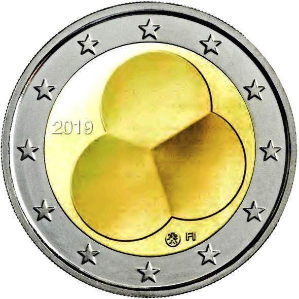 Mint of Finland stops minting €2 and other commemorative coins