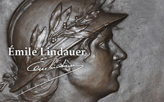 Edmond Emile LINDAUER, a prolific engraver and artist