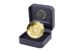 12,5€ en or belge 2019 – 30éme anniversaire de la chute du mur de Berlin
