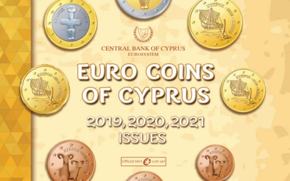 2019 – 2021 Coin sets from cyprus celebrate euro coins national sides