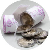 Fin de la frappe des pièces commémoratives à la Monnaie de Finlande