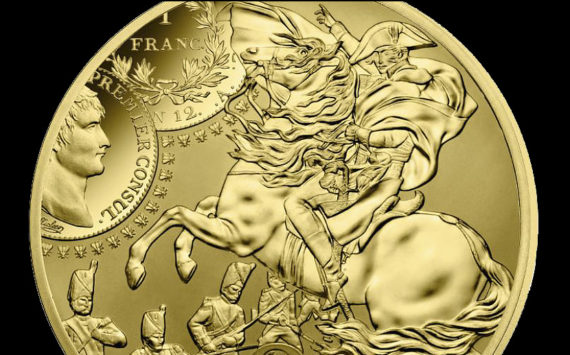 Monnaies le Franc Germinal et le 1er Empire – Monnaie de Paris 2019