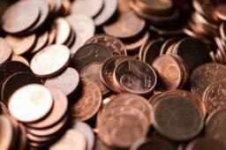 Les Belges disent au revoir aux pièces de 1§2 centimes dés le 01/12/2019