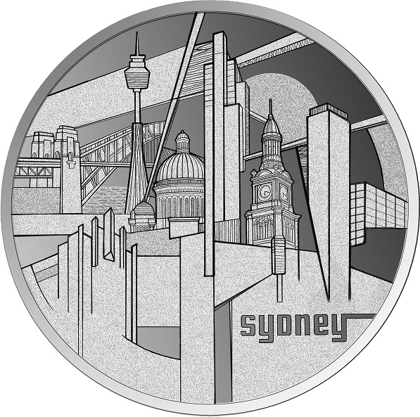 Aleksandra (Aleks) Stokic, from Roma to Canberra, a coin engraving master