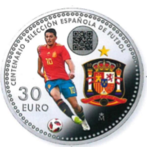 2020 spanish numismatic program