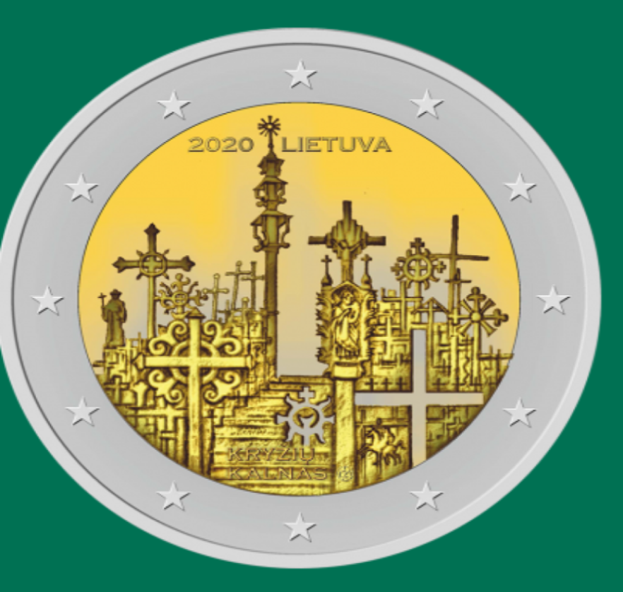 2020 lithuanian numismatic program