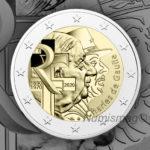 2 Euros Commémorative Général de Gaulle 2020 - Monnaie de Paris