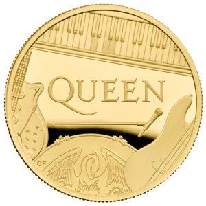 queen of coins reversed