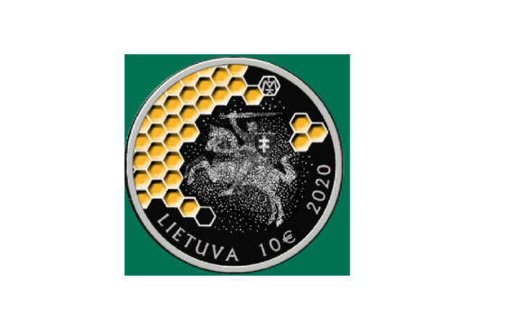 2020 lithuanian numismatic program
