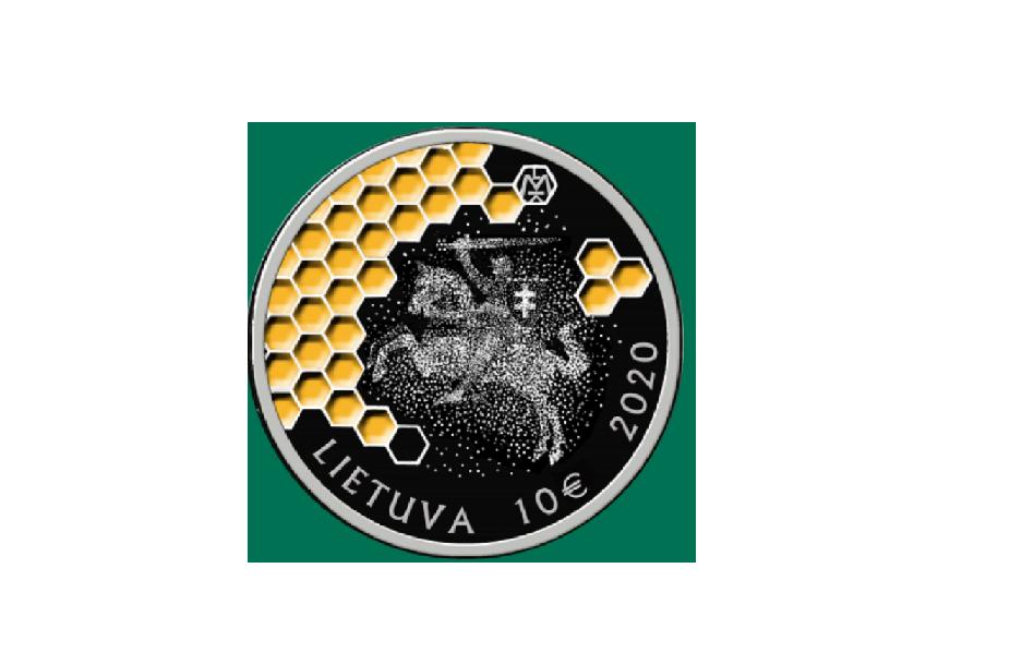 Programme numismatique Lituanie 2020