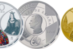 2020 spanish numismatic program