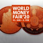 2020 Vatican numismatic program - Berlin World Money Fair
