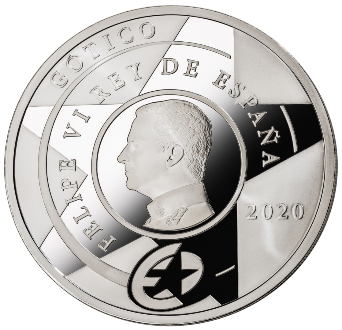 Programme numismatique espagnol 2020