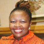 A woman, Honey Mamabolo, new south african Mint CEO