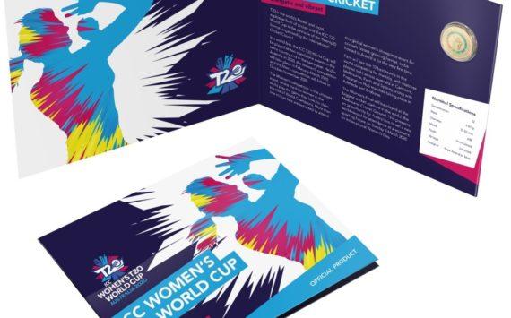 2020 australian ICC Women's T20 World Cup $2 coin