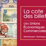 Catalogue des bons d'Unions Economiques et Commercials - Valeurs et cotations