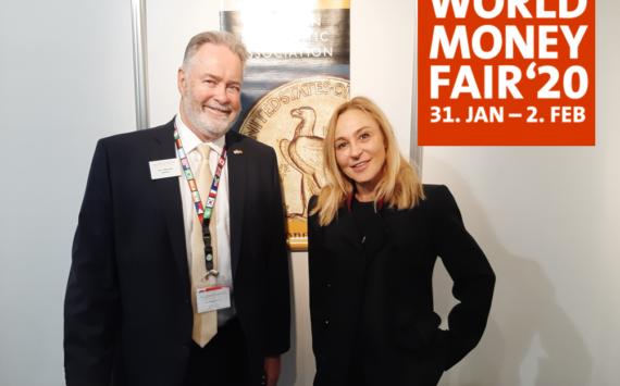 L'ANA première association numismatique globale