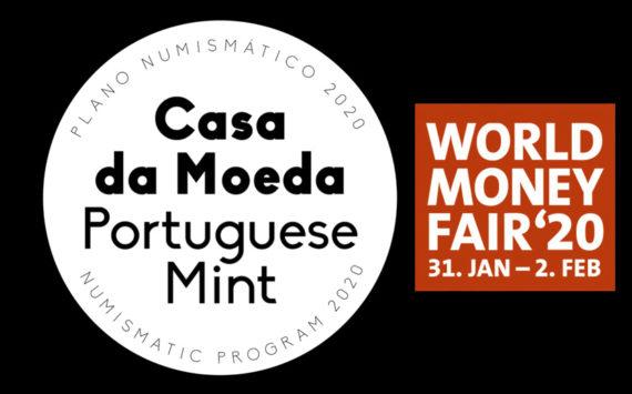 2020 Numismatic program of Portugal – Berlin World Money Fair