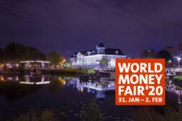 2020 numismatic program from The Netherlands- Berlin World Money Fair