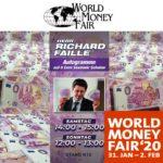 New generation of zero euro banknotes - 2020 Berlin World Money Fair