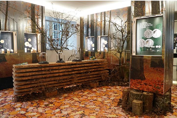 Série «Nature», quand la Monnaie de Paris se végétalise!