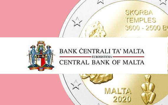 Programme numismatique de Malte 2020