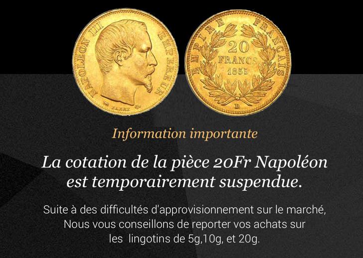 Que vaut l'or avec la crise du COVID19?