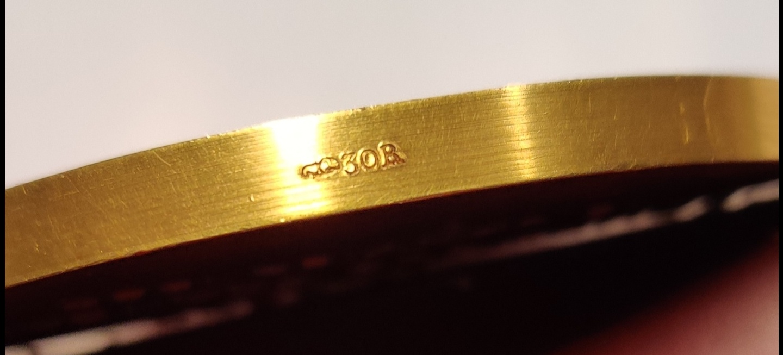 Vente exceptionnelle d'une médaille en or offerte à René COTY de Pierre TURIN