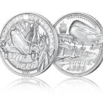 2020 €20 austrian Mint dedicated to Airbus A380