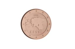 Eesti Pank did put a lot of 1 and 2 euro cents coins in circulation in 2020